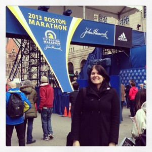 Boston 2013 Finish Line